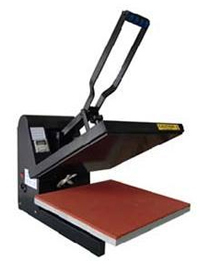 RiCOMA Clamshell heat press