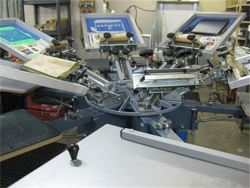 Screen Printing Articles: Learn How To Screen Print Overview