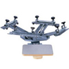 P-405 - 4 Color 1 Station Bench Top Press